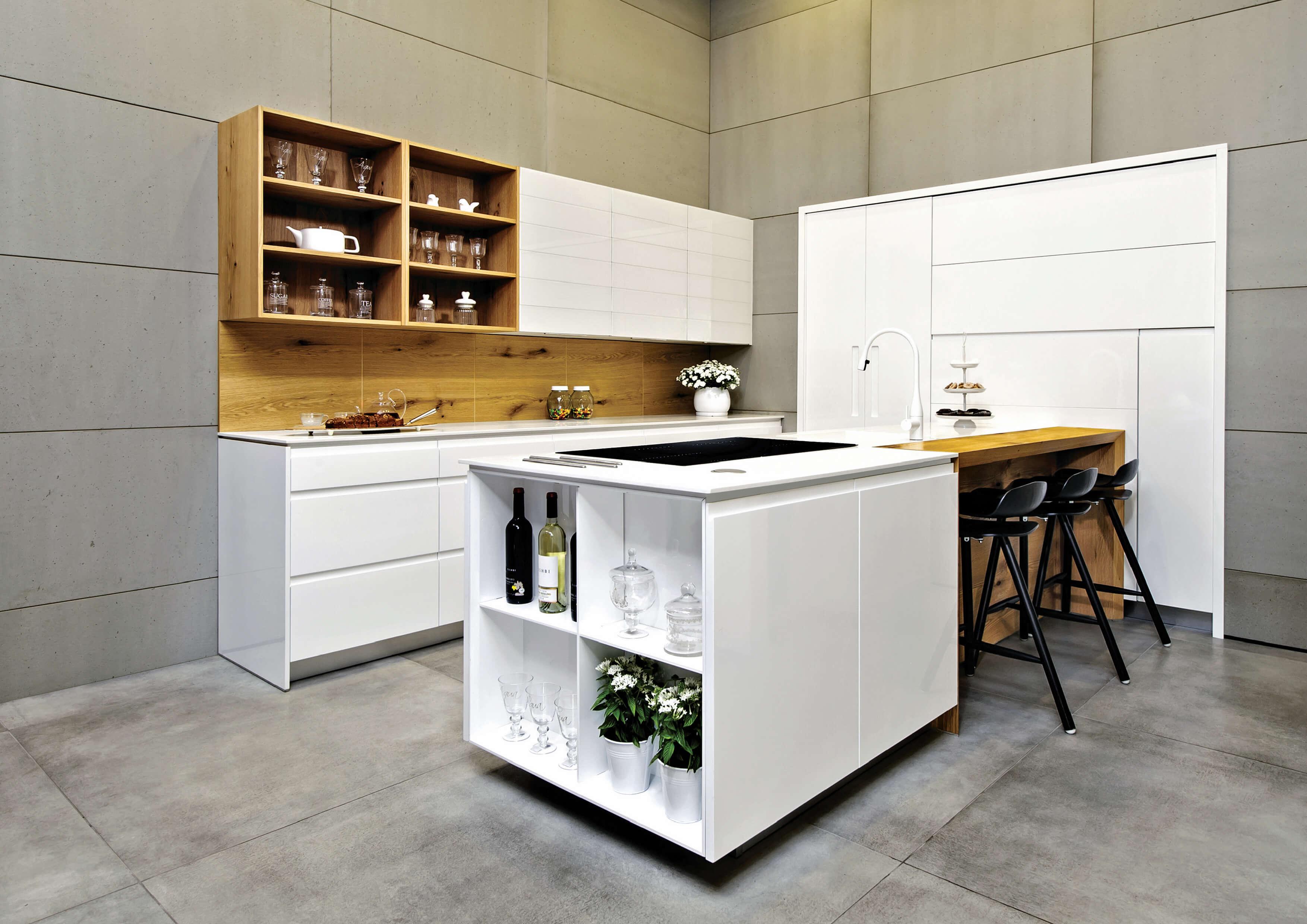 מטבח מודרני - מטבחי דקל