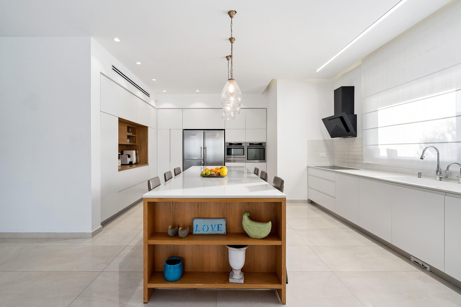 מטבח מעוצב / מודרני- מטבחי דקל