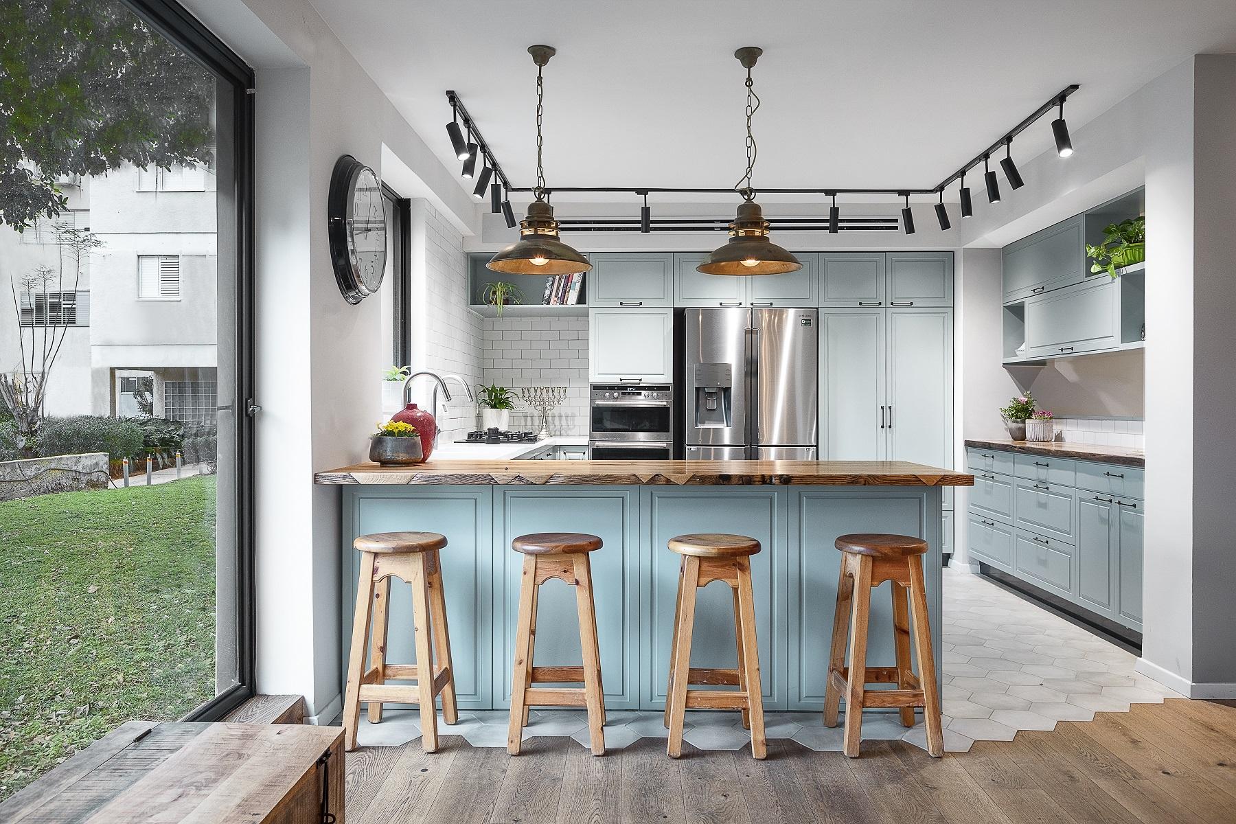 האדריכלית מירב אייכלר בעיצוב מטבח