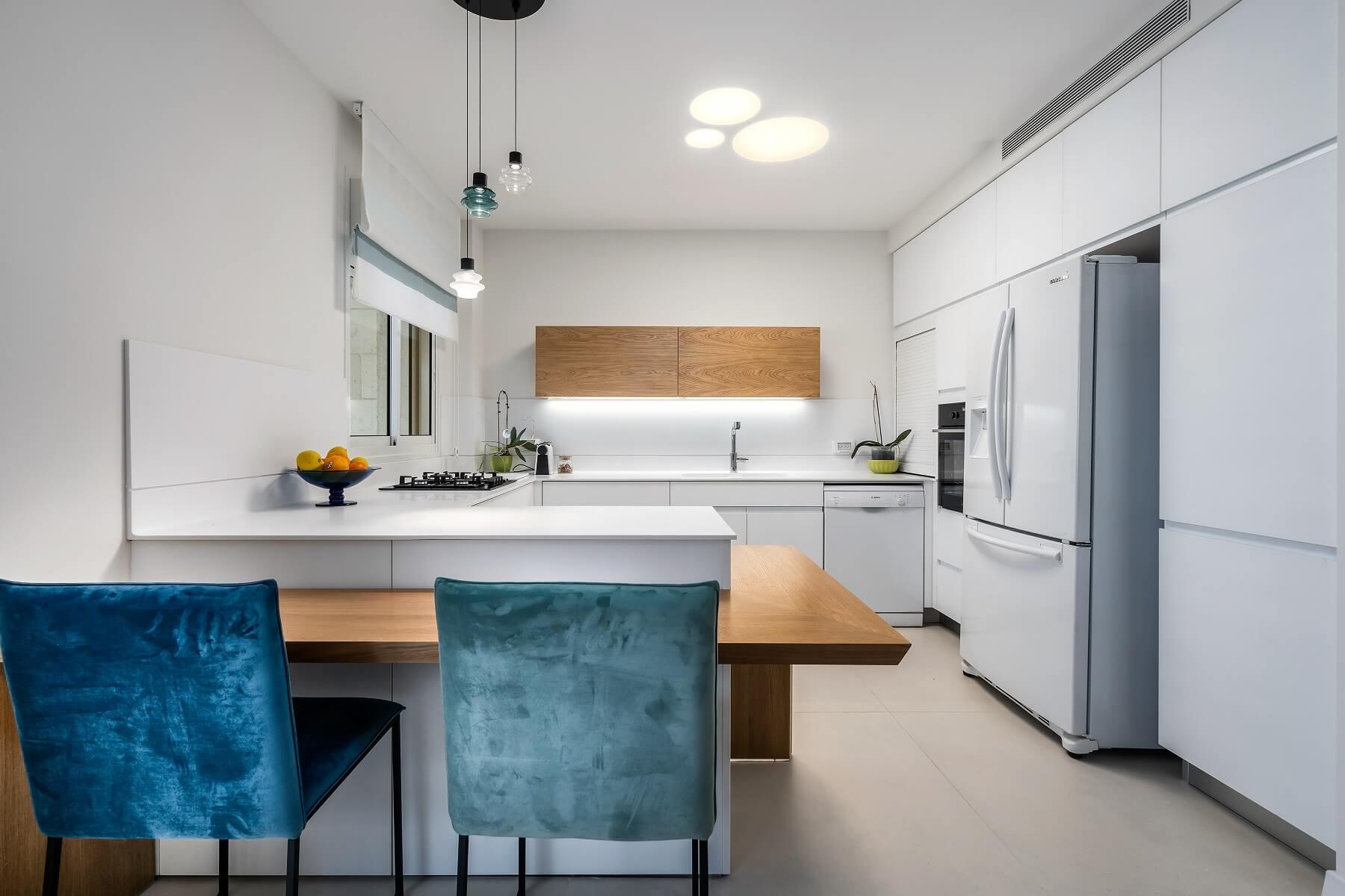 עיצוב מטבח עי שרה מאור- מטבחי דקל